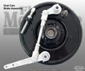 45 Parts Depot Dual Cam Front Springer Brake