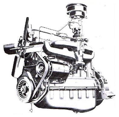 GMC 228 248 270 302 Six Cylinder Performance. GMC Six Cylinder Engine. GM. GMC 228 Engine Diagram At Scoala.co