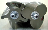 Twin screw rotors