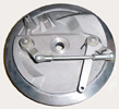 Triumph full-width 2LS brake