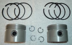 Indian Scout 741  stroker piston