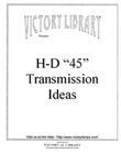 45 Transmission Ideas