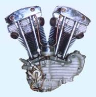 """45 """"Magnum"""" motor"""