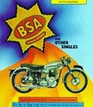 BSA Gold Star and Other Singles, by Roy Bacon