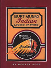 Burt Munro Indian Legend of Speed, by George Begg
