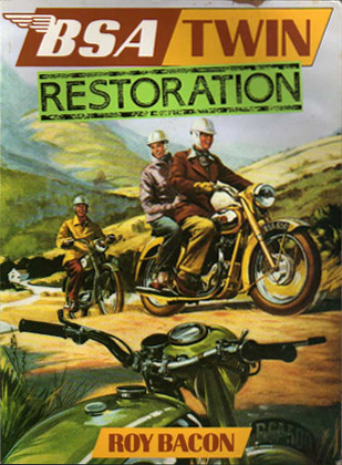 BSA Twin Restoration, by Roy Bacon