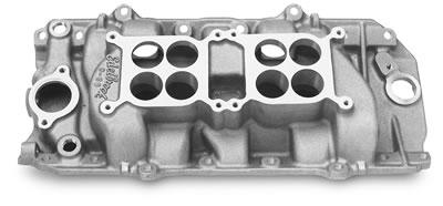Edelbrock C-66-R Chevrolet big block V8 intake manifold