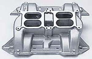 Edelbrock CH-28 Chrysler RB V8 intake manifold