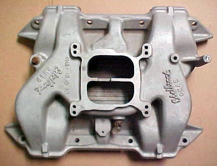 Edelbrock CH4B Chrysler RB V8 intake manifold
