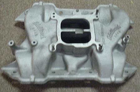 Edelbrock DP-4B Chrysler B V8 intake manifold