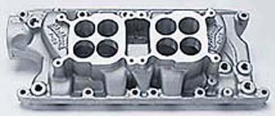 Edelbrock F-28 Ford Windsor V8 intake manifold