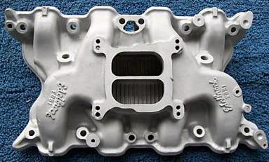 Edelbrock F351 Ford Cleveland V8 intake manifold