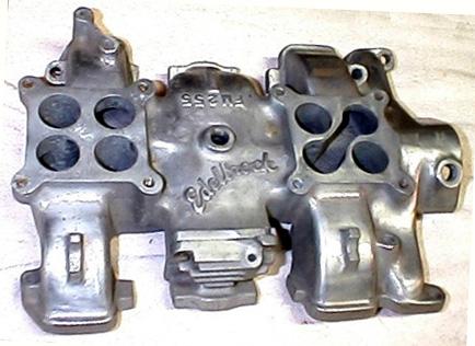 Edelbrock FM255 Ford Y-block V8 intake manifold