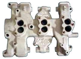 Edelbrock FM355 Ford Y-block V8 intake manifold