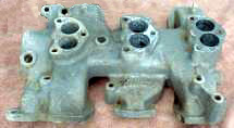Edelbrock 357 Ford Y-block V8 intake manifold