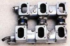 Edelbrock 657 Ford Y-block V8 intake manifold