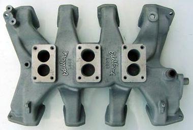 Edelbrock L300 Ford MEL V8 intake manifold