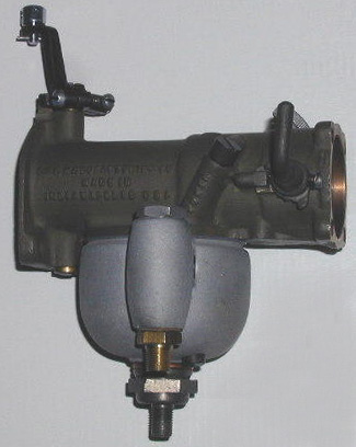 Linkert M-88 carburetor