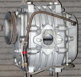 M.A.G. supercharger