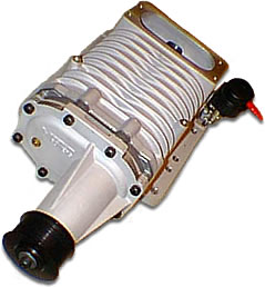 Magnum Powers supercharger
