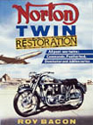 Norton Twin Restoration, by Roy Bacon