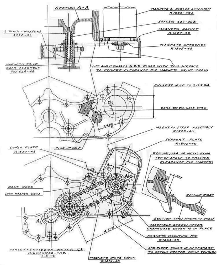 Harley Magneto Wiring Schematic