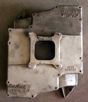 Edelbrock STR-14 Chrysler RB V8 intake manifold