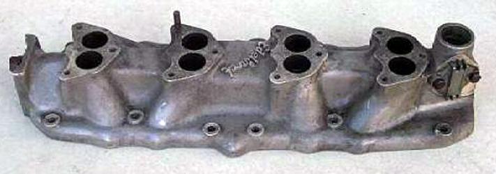 Edelbrock SU459 Ford flathead V8 intake manifold