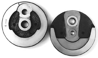 Panhead & Shovelhead 80 Stroker Flywheels