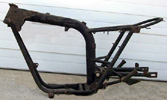 1971-* Triumph/BSA OIF chassis with V-brace mod