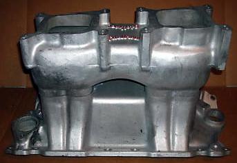 Edelbrock TR-1X Chevrolet small block V8 small block V8 intake manifold