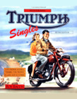 Triumph Singles: Early Days to 1974, by Roy Bacon