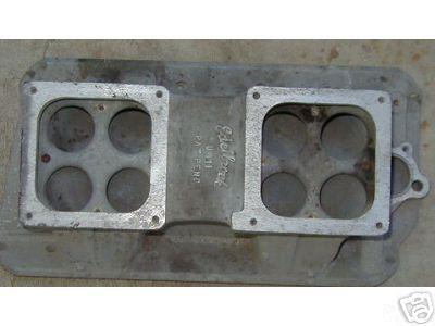 Edelbrock UR-11 AMC V8 intake manifold