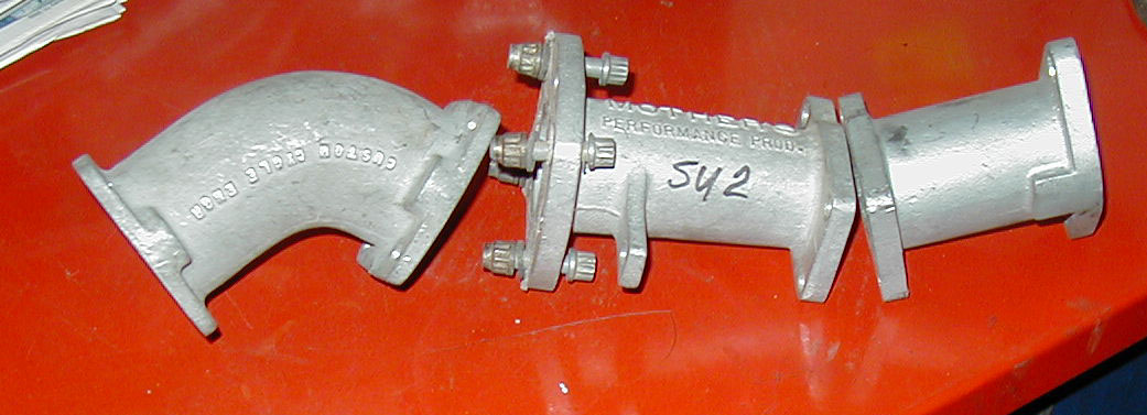 W-P Fuel Injector