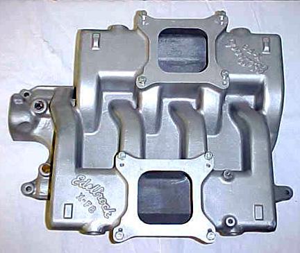 Edelbrock X-F8 Ford Windsor V8 intake manifold