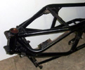 Buell Cyclone frame