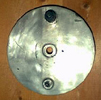 Harley-Davidson K model and early Sportster 1952-63 front drum brake
