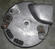BSA conical dual leading shoe brake