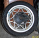 Kawasaki H2 rear mag wheel