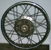 Honda 360 rear wheel