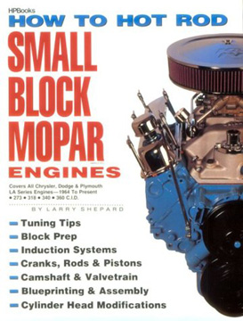 thank you for your purchase how to hot rod small block mopar engines by larry shepard