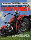 """How to Restore Your Harley-Davidson"", by Bruce Palmer."