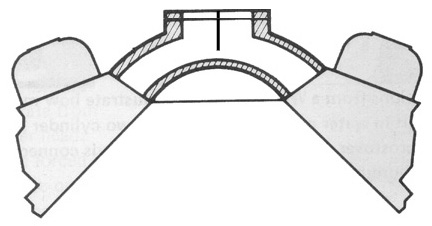 Generic Single-Plane Manifold with Divider Plate