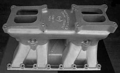 Offenhauser Manifold for 426 Hemi