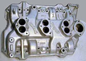 Edelbrock P600 Plymouth poly A 277, 301, 303, 313, 318, 326 V8 intake manifold