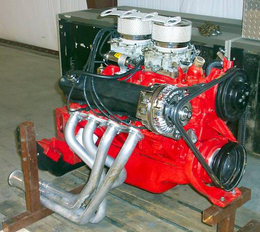 "Chrysler Poly Performance"", Illustrated"