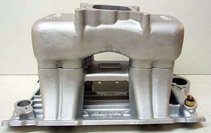 Edelbrock TR-1 Chevrolet small block V8  small block V8 intake manifold