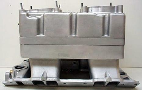 Edelbrock TR-2 Chevrolet big block V8 intake manifold